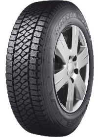 Bridgestone Blizzak W810 195/75 R16C 107/105R 8PR , ochrana ráfku (MFS)