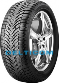 Michelin Alpin A4 ZP 225/50 R17 94H runflat, ochrana ráfku FSL