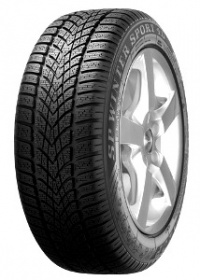 Dunlop SP Winter Sport 4D 195/55 R16 87T ochrana ráfku MFS, MO
