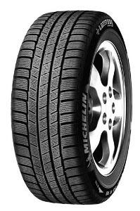 Michelin Latitude Tour HP 235/55 R18 100V ochrana ráfku FSL
