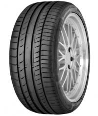 Continental ContiSportContact 5 SSR 255/45 R18 99W *, ochrana ráfku, runflat BMW 3 Gran Turismo 3-VG, BMW 3 Gran Turismo 3K-N1G