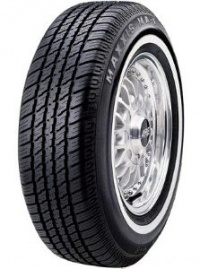 Maxxis MA 1 205/75 R15 97S WW 40mm
