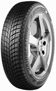 Bridgestone Blizzak LM 001 195/65 R15 91T , ochrana ráfku MFS